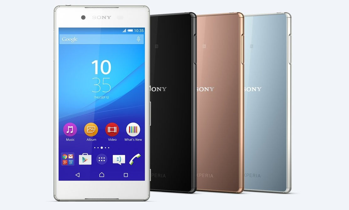 z3plus sony models