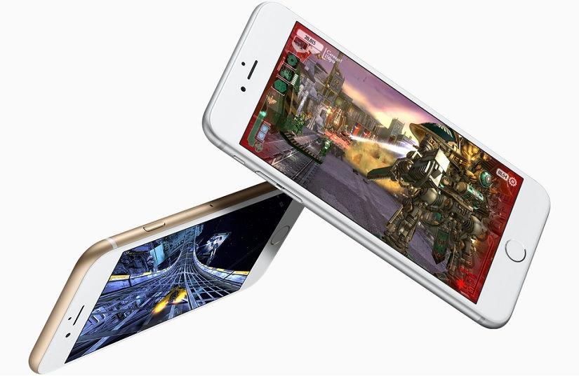 Фото новых смартфонов от Apple - iPhone 6s и iPhone 6s Plus