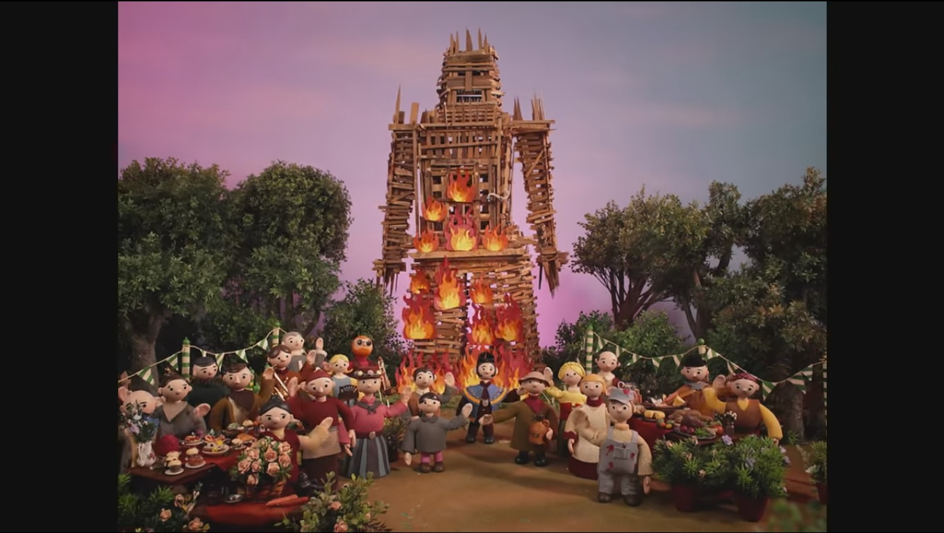 Radiohead Burn The Witch Picture