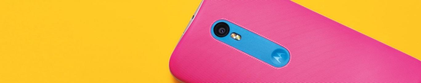 moto g 3 pink colour