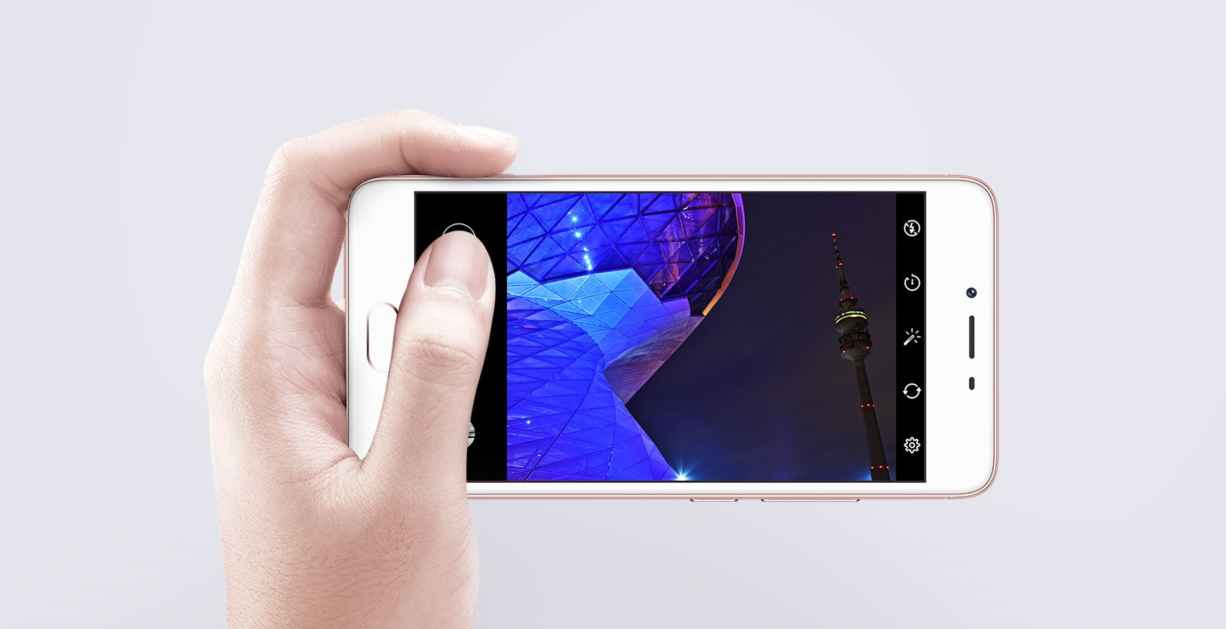 meizu m3s mini kamera i video