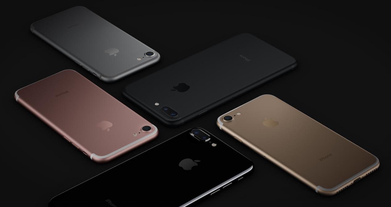 5 variantov cvetov iphone 7